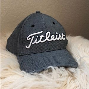 Mens' Fitted Titleist Hat